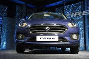 The launch of Dzire seemed to have bit the sales of Ciaz.