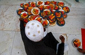 In Mumbai, the trend may be dying but there were at least two iftars during the weekend