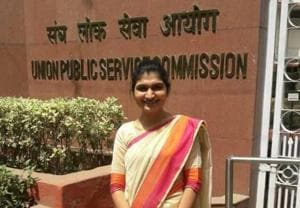 Namrata Jain, 24, is the first woman from the Maoist-hit Bastar region to make it to the top 100 in UPSC's civil services exams