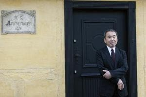 Japanese author Haruki Murakami is known for his works like  A Wild Sheep Chase, The Wind-Up Bird Chronicle and 1Q84.