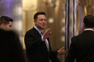 Tesla founder and technology luminary Elon Musk said May 31, 2017 he would quit President Donald Trump