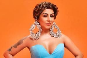 Hard Kaur says her new song 'Jhumka gira re' is not a remake.