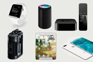 A glimpse of some of the Apple products  that are rumoured to be announced at  the WWDC