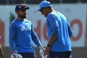 Indian cricket team captain Virat Kohli said in Birmingham on Saturday that reports of a rift with coach Anil Kumble were just rumours. India play Pakistan in an ICC Champions Trophy match in Birmingham on Sunday