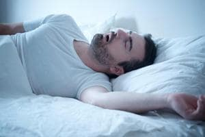 Most home sleep diagnostic devices are difficult for patients to use and are disruptive to the patient's sleep.