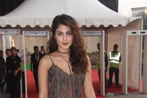 Actor Rhea Chakraborty says that opportunities will only materialise if one is talented or worth the role.