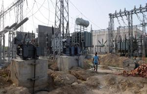 The peak demand in the past two days went up to around 1,700 MW, of which 1,500 MW was consumed by urban Gurgaon, according to Dakshin Haryana Bijli Vitaran Nigam (DHBVN) officials.