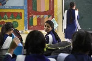 HT follows students in a government school in Delhi's Sangam Vihar to look into the condition of education and the hardships that they face in their daily pursuit of education.