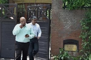 The CBI conducted raid at the residence of founder and executive chairman of NDTV, Prannoy Roy in connection with a case in which it was alleged that Roy and his wife, Radhika had caused loss to a bank.