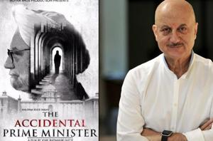 Anupam Kher excited to play former PM Manmohan Singh on-screen