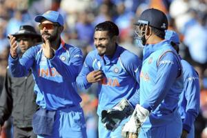 Ravindra Jadeja performed well as a spinner for India against Pakistan in  the ICC Champions Trophy 2017.