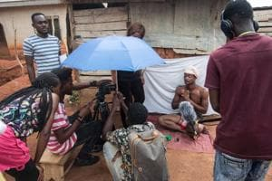 Far from Hollywood and Bollywood, there's a Kumawood in Ghana and it is really fast