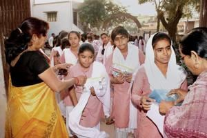 The number of students clearing the high school or Class 10 and intermediate or Class 12 board examinations of the UP Board fluctuated significantly in the past decade.