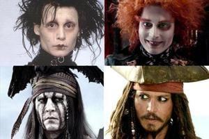 We celebrate Johnny Depp