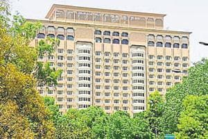 In the 1980s, when I was a television journalist in London and would visit Delhi on work with finicky TV crews, we would unfailing stay at the Taj.