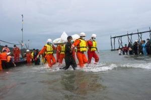PHOTOS: Missing Myanmar military plane wreckage found