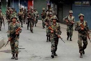 PHOTOS: Army deployed as clashes rage in Darjeeling