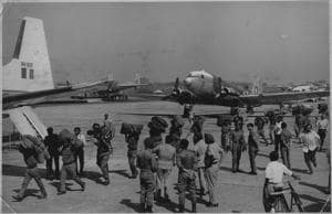 14 March 1972 - A farewell parade was held in Dhaka to mark the Liberation of Bangladesh and the withdrawal of Indian troops. The Prime Minister of Bangladesh Sheikh Mujibur Rahman took the salute.