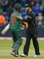 New Zealand thought 265 was enough for Bangladesh: Kane Williamson