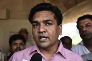 Sacked Aam Aadmi Party minister Kapil Mishra said the move was linked with alleged hawala dealings during Raghav Chadha's tenure.
