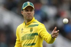 South Africa's AB de Villiers is battling off-form in the ICC Champions Trophy 2017