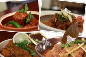 The 10 week long affair gives you a chance to relish food like the way Maharajas and Nawabs do.