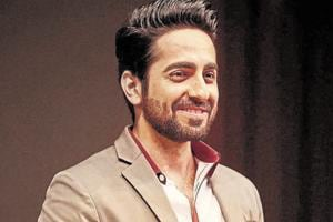 """Ayushmann Khurrana says a film's budget can vary depending on an actor's """"commercial success."""""""