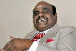 An arrest order for justice CS Karnan was issued a month ago, but police are still clueless of his whereabouts.