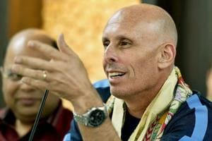 Indian Football chief coach Stephen Constantine is pleased with his squad depth ahead of India's AFC Asian Cup qualifier vs. Kyrgyz Republic.