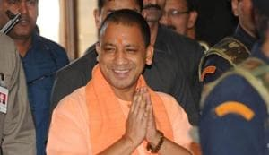 Yogi Adityanath will be in Bihar on Thursday to highlight the gains of three years of Narendra Modi government.
