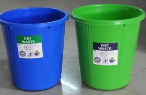 MC officials say the bins will be handed over to the residents by mid-July.
