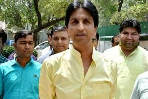 Addressing party workers from Rajasthan on Saturday, Kumar Vishwas had said the party will run a positive campaign in the state.