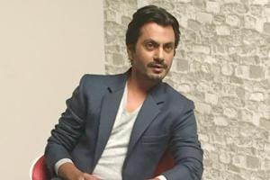 Nawazuddin Siddiqui says that he is in awe of Sridevi, his co-star in Mom.