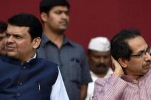 Shiv Sena has backed the farmers' agitation, bitterly criticising the BJP-led government in which it is a junior partner.