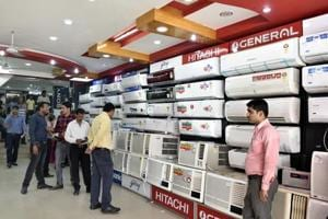 Customers are being given discounts and cashback offers on several product categories such as TVs, laptops, mobile phones, air conditioners and refrigerators.