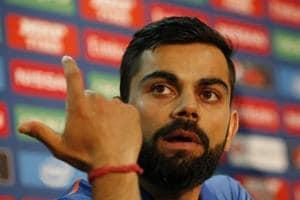 Virat Kohli not intimidated ahead of India vs Pakistan Champions Trophy...
