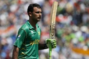 Fakhar Zaman rides life to boost Pakistan with maiden ODI ton in...