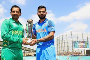 Indian cricket team and Pakistan cricket team will be clashing in the final of a major ICC event for the first time during the ICC Champions Trophy 2017 summit clash, with Virat Kohli's team eyeing the title for the third time.