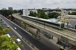 PHOTOS:Bengaluru Metro's new Green line geared to ease...