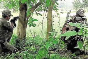 Three Maoists killed in Chhattisgarh gunfight, weapons seized