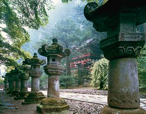 Sacred places: A photo exhibition on the world heritage sites in Japan