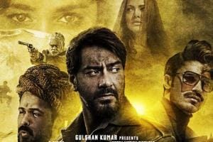 Baadshaho new poster: Ajay Devgn leads the badass gang