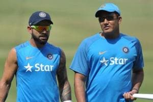 Anil Kumble steps down as Indian cricket team's head coach: Reports