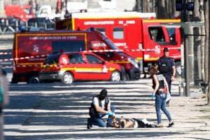 Paris attacker had gun licence despite being on terror watchlist since...