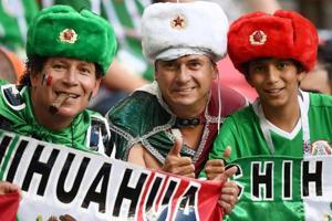 FIFA warns Mexico over discriminatory chants at FIFAConfederations...
