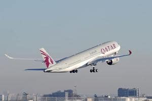 Gulf crisis sees air travel hub Qatar cut off from local routes