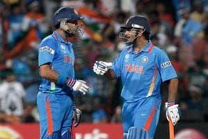 Ajit Agarkar perplexed over MS Dhoni, Yuvraj Singh's batting positions