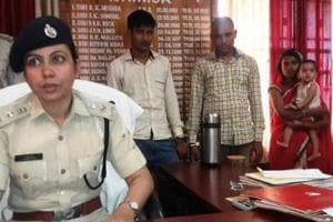 Woman arrested in Bihar's Kaimur district for plotting murder of...