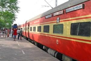 The government hopes to run faster trains throughout the 'Golden Quadrilateral', which also includes the Delhi-Chennai and Mumbai-Kolkata lines.