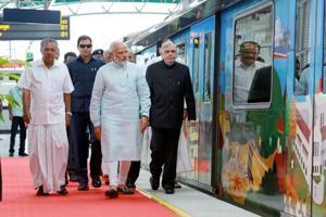 PM Modi faced terrorist threat during Kochi trip, says Kerala police...